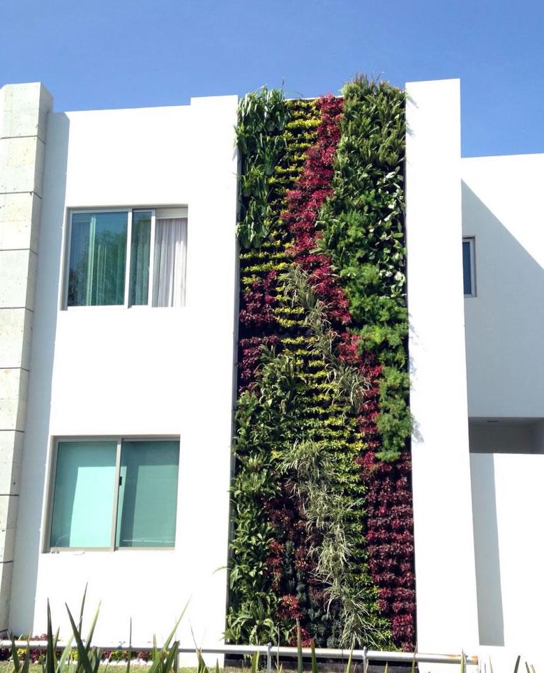 irrigarden muros verdes jardines verticales lima peru