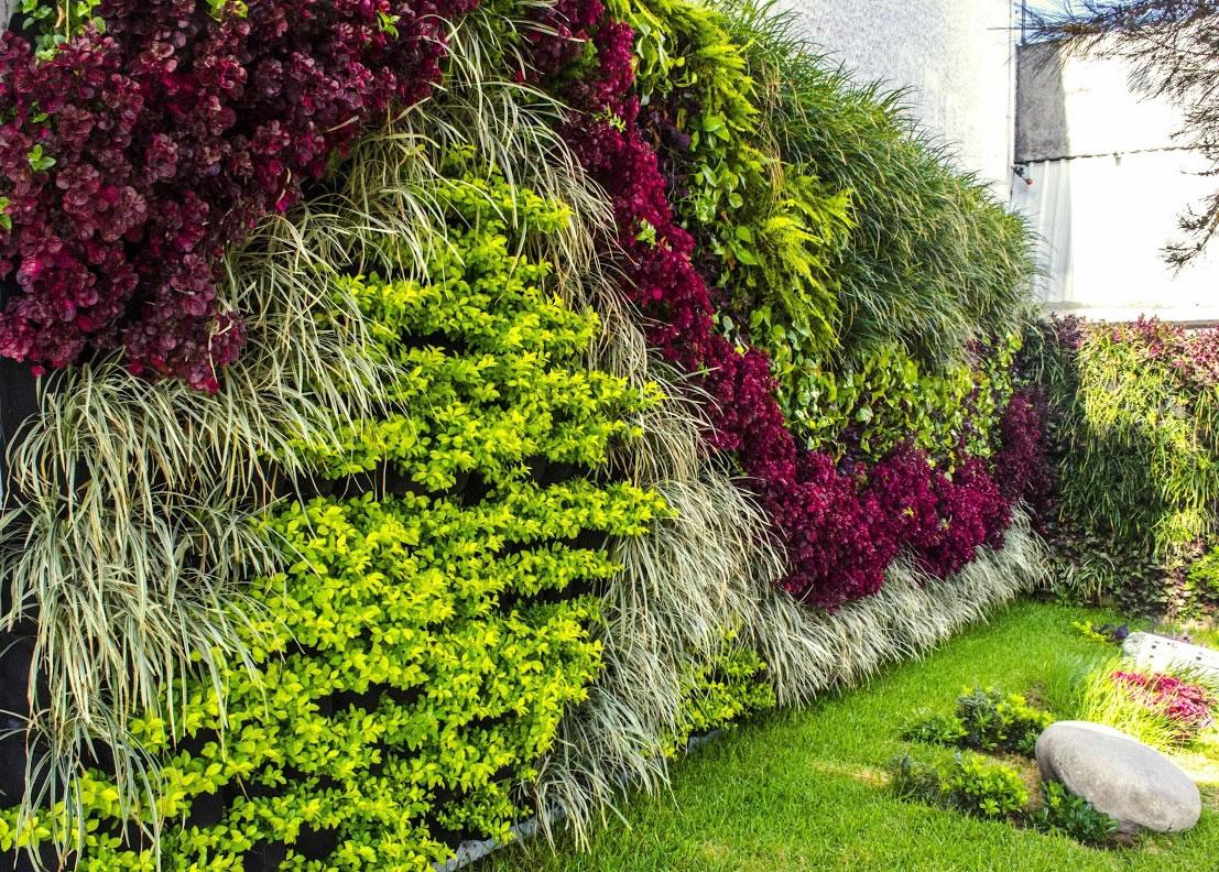 muros verdes jardines verticales lima peru